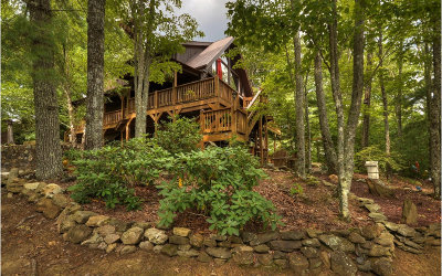 Blue Ridge Single Family Home For Sale: 44 Dancing Sun Trails