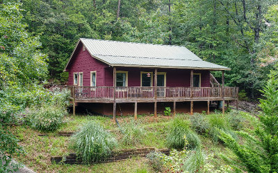 Ellijay Single Family Home For Sale: 968 Summit Lane