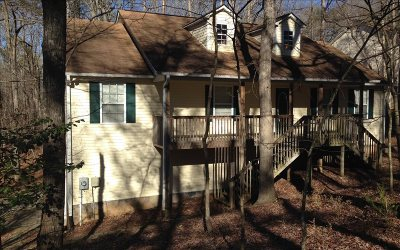 Ellijay Single Family Home For Sale: 1176 Riverview Dr