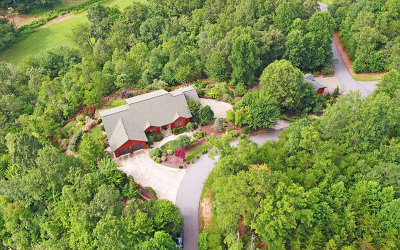 Hayesville Single Family Home For Sale: 74 Eagle Fork Overlook
