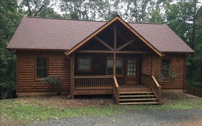 Ellijay Single Family Home For Sale: 53 Arbor Court