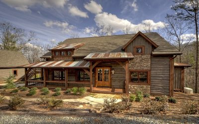 Blue Ridge Single Family Home For Sale: Lot 3 Scenic Heights
