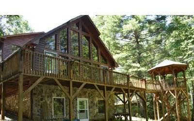 Murphy Single Family Home For Sale: 35 John Laurel
