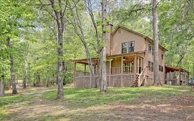Blairsville Single Family Home For Sale: 413 Becky Road