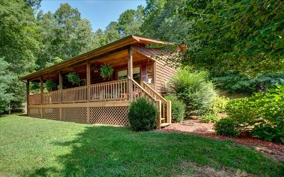 Cherokee County Single Family Home For Sale: 425 Holly Berry