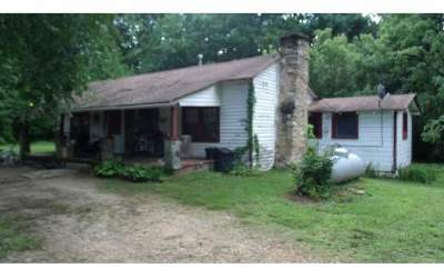 Blairsville Single Family Home For Sale: 3307 Blue Ridge Hwy