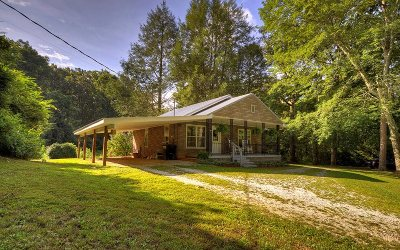 Ellijay Single Family Home For Sale: 2601 Old Highway 5 South