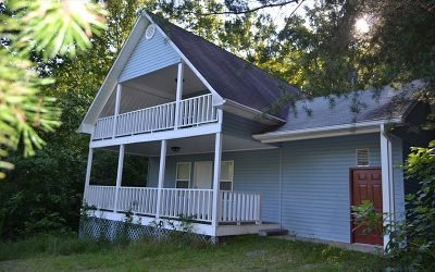 Hayesville Single Family Home For Sale: 292 Cold Branch Trail