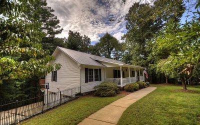Ellijay Single Family Home For Sale: 192 Etowah Drive