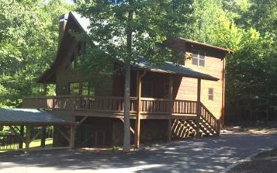 Blairsville Single Family Home For Sale: 211 Ligustrum