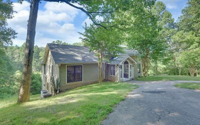 Blairsville Single Family Home For Sale: 307 Odom Road