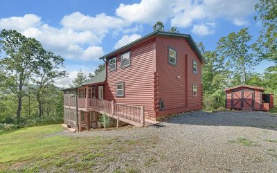 Murphy Single Family Home For Sale: 289 Red Belt Lane