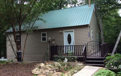 Hiawassee Single Family Home For Sale: 4844 Laurel Mtn Rd