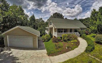 Blairsville Single Family Home For Sale: 28 Shaun Ln