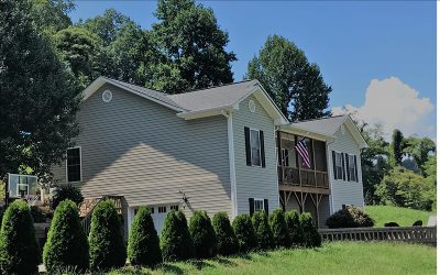 Single Family Home For Sale: 178 Ledford Chapel Rd