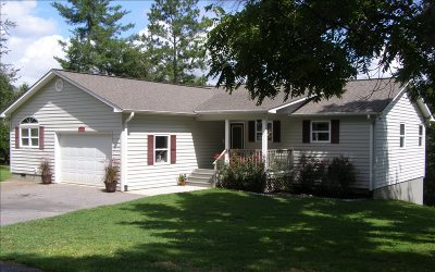 Blairsville Single Family Home For Sale: 9 Sunrise Drive