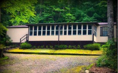 Hiawassee Single Family Home For Sale: 4517 Sawbrier Circle