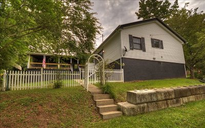 McCaysville Single Family Home For Sale: 95 Hillcrest Dr
