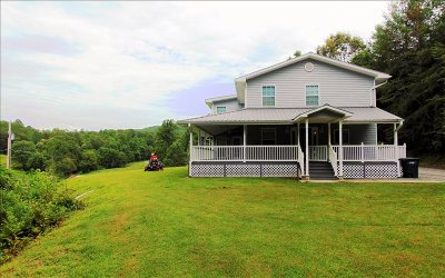 Young Harris Single Family Home For Sale: 2164 Winchester Creek Rd