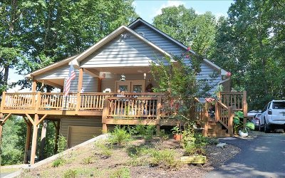 Blairsville Single Family Home For Sale: 1116 Robertson Circle
