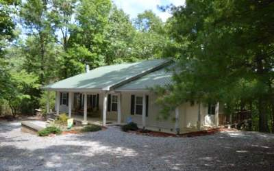 Ellijay Single Family Home For Sale: 1162 Lakeland Drive
