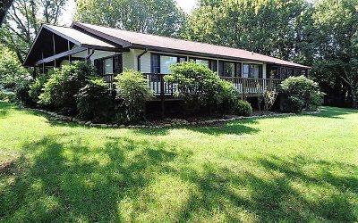 Hayesville Single Family Home For Sale: 567 Qualla Terrace