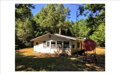 Brasstown NC Single Family Home For Sale: $105,000