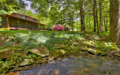 Blue Ridge Single Family Home For Sale: 2411 Stanley Creek Road