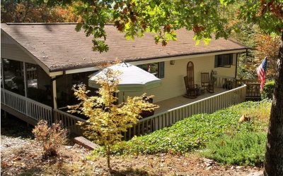 Hayesville Single Family Home For Sale: 390 Woodland Lane