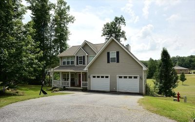 Blairsville Single Family Home For Sale: 46 Knox Leila