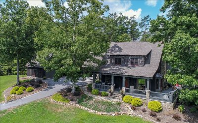 Ellijay Single Family Home For Sale: 336 Greystone Trace