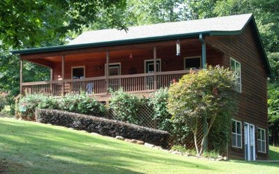 Hayesville Single Family Home For Sale: 60 Tanglewood Hollow