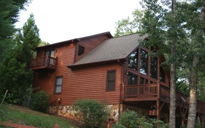 Cherokee County Single Family Home For Sale: 225 Skyland Tr