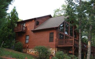 Murphy Single Family Home For Sale: 225 Skyland Tr