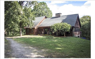 Cherokee County Single Family Home For Sale: 121 Wolf Creek Road