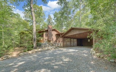 Blairsville Single Family Home For Sale: 243 High Lance Rd