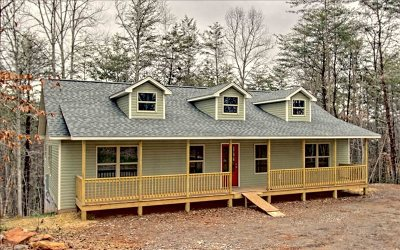 Blairsville Single Family Home For Sale: Foothills Trail