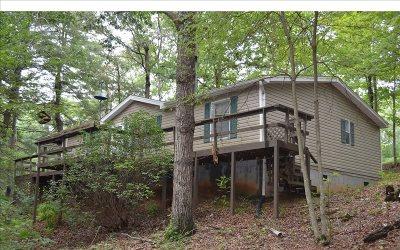 Hiawassee Single Family Home For Sale: 1128 Poplar Ridge
