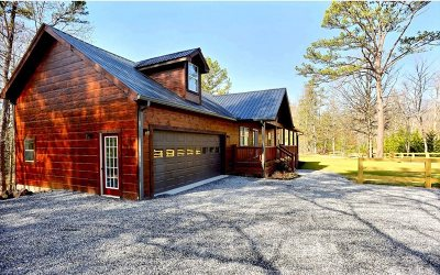 Blairsville Single Family Home For Sale: 430 Watts Creek Road