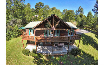 Blairsville Single Family Home For Sale: 20 Teboe Dr.