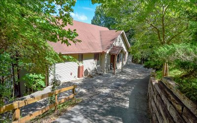 Hiawassee Single Family Home For Sale: 2947 Red Fox Trail