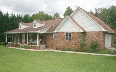 Cherokee County Single Family Home For Sale: 108 Eden Acres