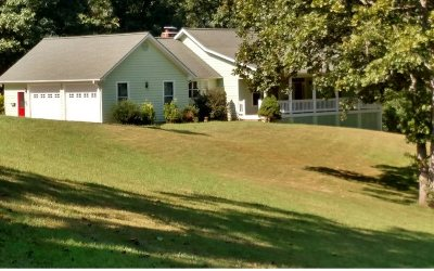 Young Harris Single Family Home For Sale: 963 State Hwy 66