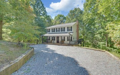 Blairsville Single Family Home For Sale: 491 Summit Way