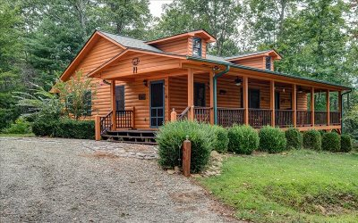 Cherokee County Single Family Home For Sale: 71 Red Bud Lane