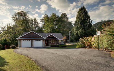 Hiawassee Single Family Home For Sale: 467 Rolling Acres Road