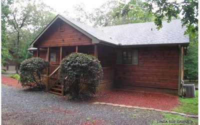 Ellijay GA Single Family Home Sold: $173,600