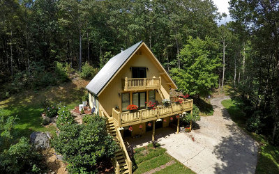 Blairsville Single Family Home For Sale: 12720 Gainesville Highway