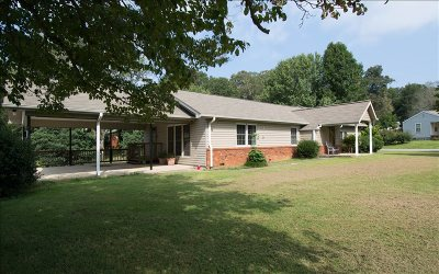 McCaysville Single Family Home For Sale: 110 Old Epworth Road
