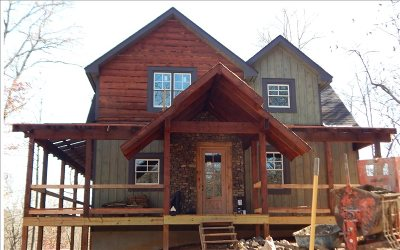 Blue Ridge Single Family Home For Sale: Lot 7 Toccoa Preserve
